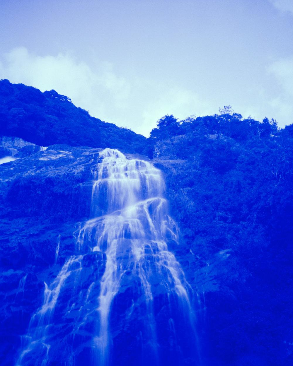 Waterfall I, 2017