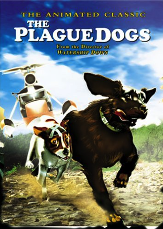Didn't realize there was a movie with this title, unfortunately its anti-vivisection.