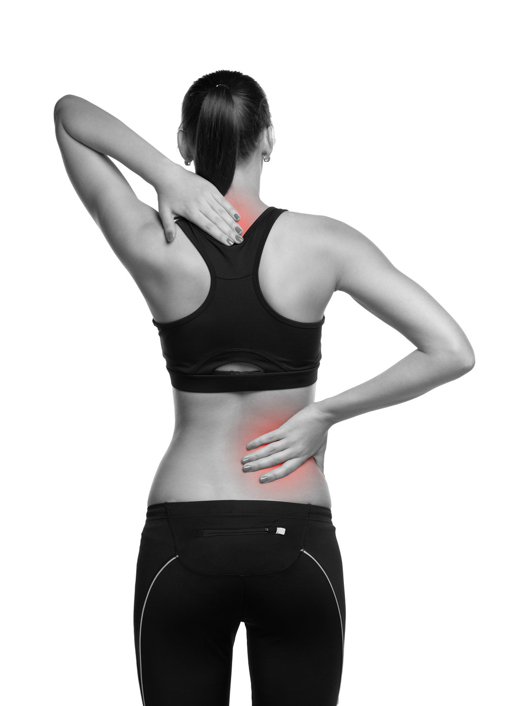 Management of back pain fitness