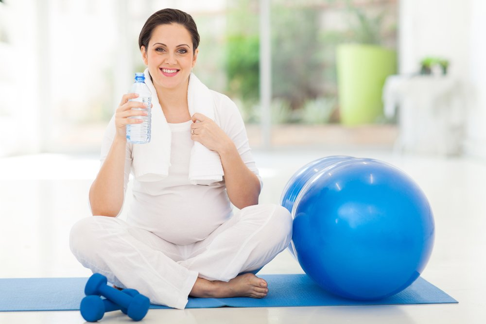 Fitness at pregnancy