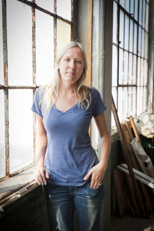 Carrie Staehly   Partner / Graphic Designer