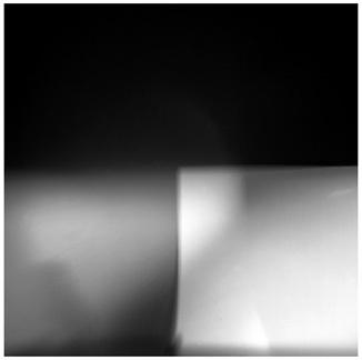 "PaperLight, NY - Silver Print 20""x20"""