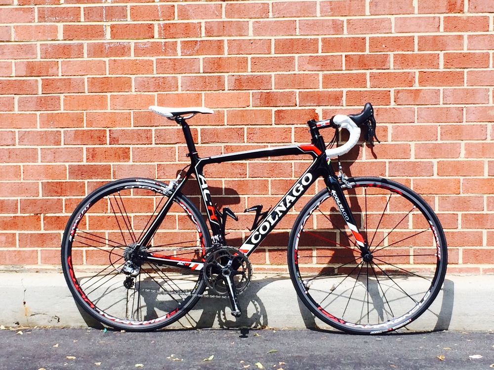 AC-R with Campagnolo and Deda