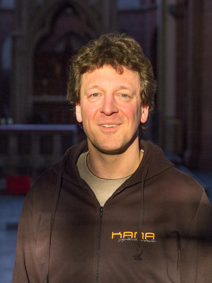 Pastoralreferent Jürgen Otto. Foto: 2014 B.Dahlhoff