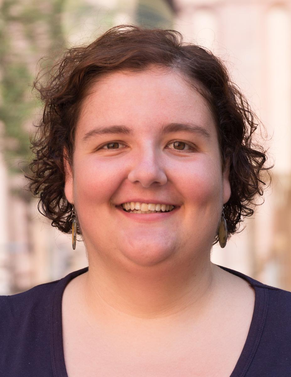 Pastoralreferentin Stephanie Hanich