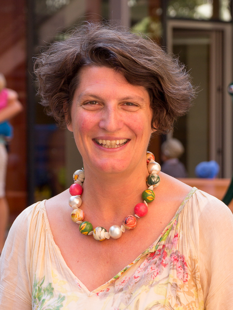 Dr. Julia Fauth ist die Kita-Koordinatorin der Kirchengemeinde St. Bonifatius.