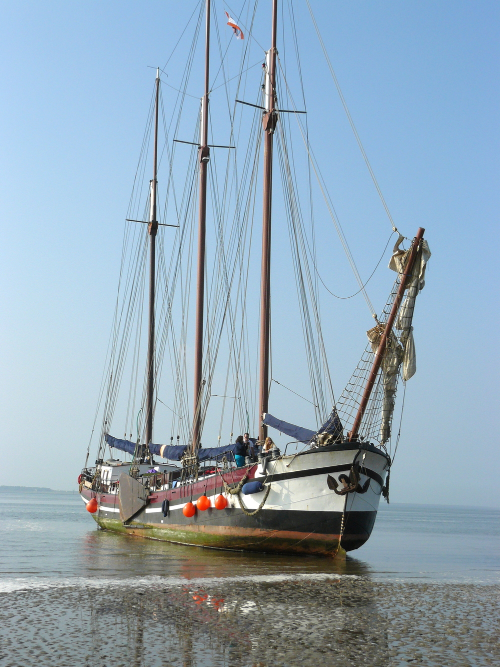 Segelschiff. Bild: Andreas Schuh