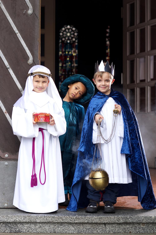Drei Könige. Foto: Benjamin Dahlhoff 2012