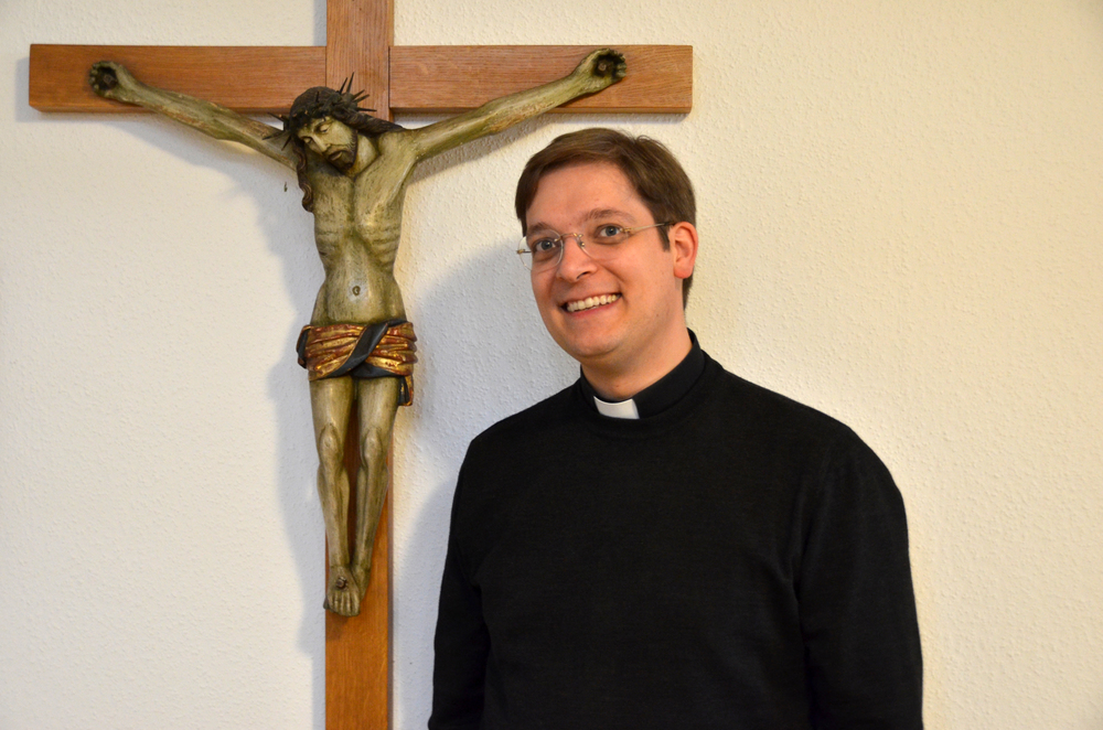 Pfarrer Klaus Nebel. Foto: Bistum Limburg