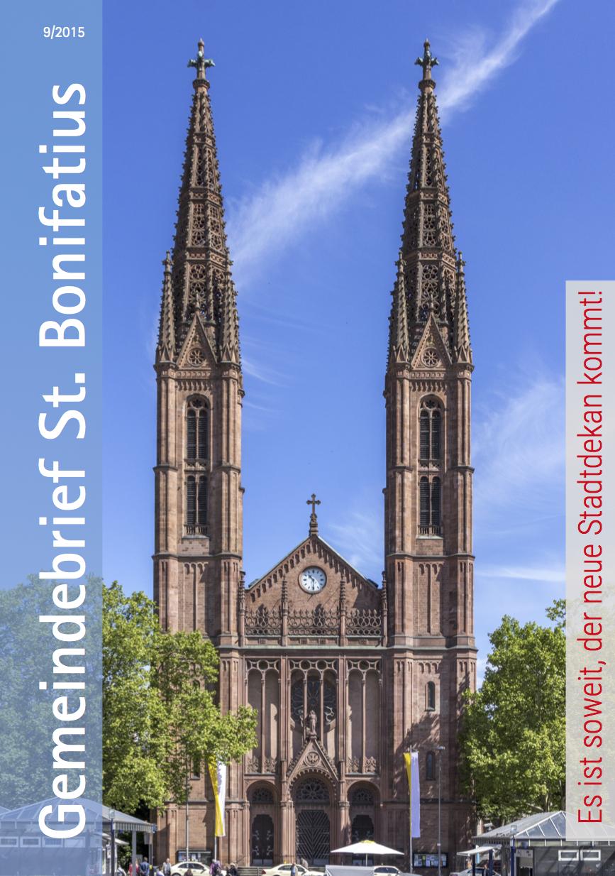Den neuen Gemeindebrief finden Sie in unseren Kirchen.
