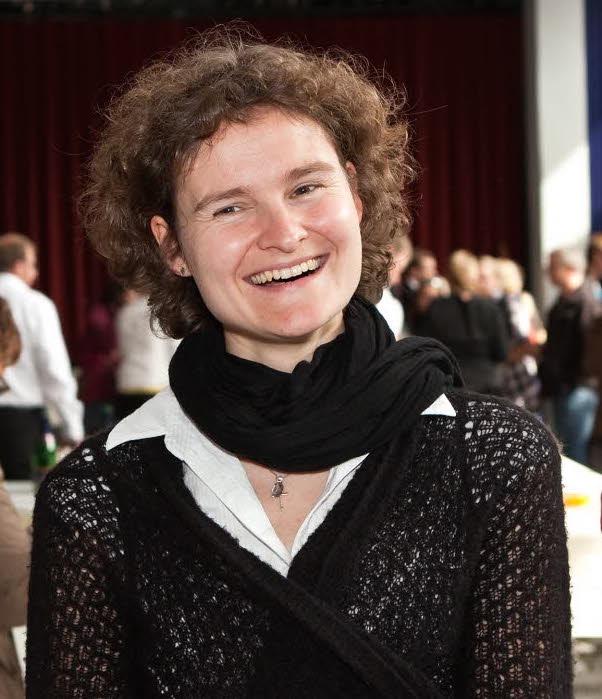 Pastoralreferentin Anna Niem