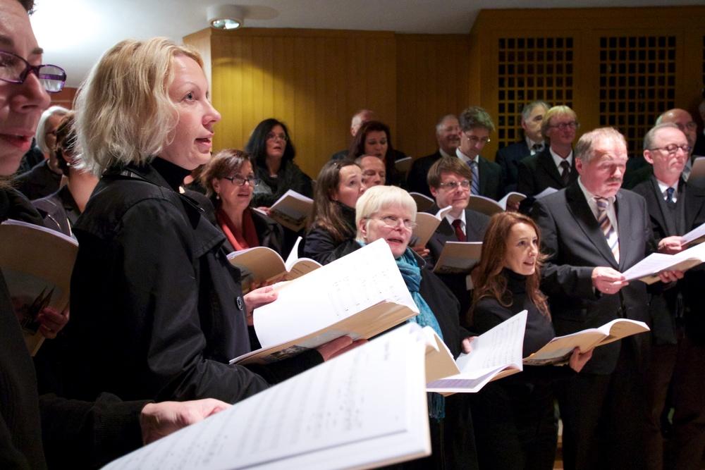 Chor von St. Bonifatius im Frankfurter Dom