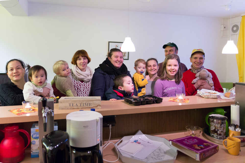 Familiencafé in St. Andreas