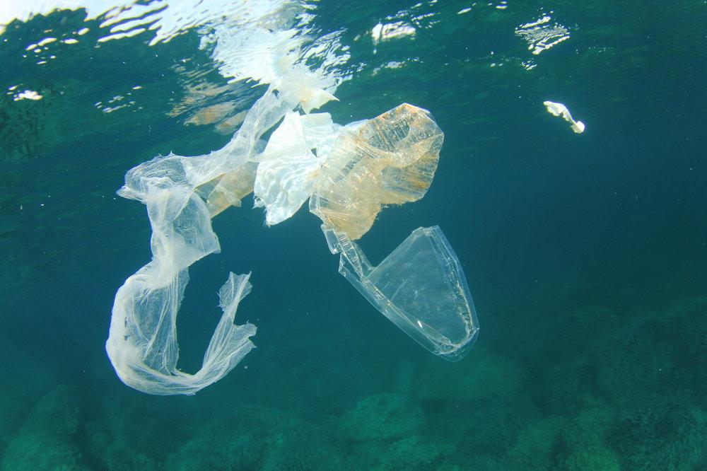 Wie gehen wir Menschen mit Gottes Schöpfung um? Verschmutzer Ozean. Bild: Richard Carey / Fotolia