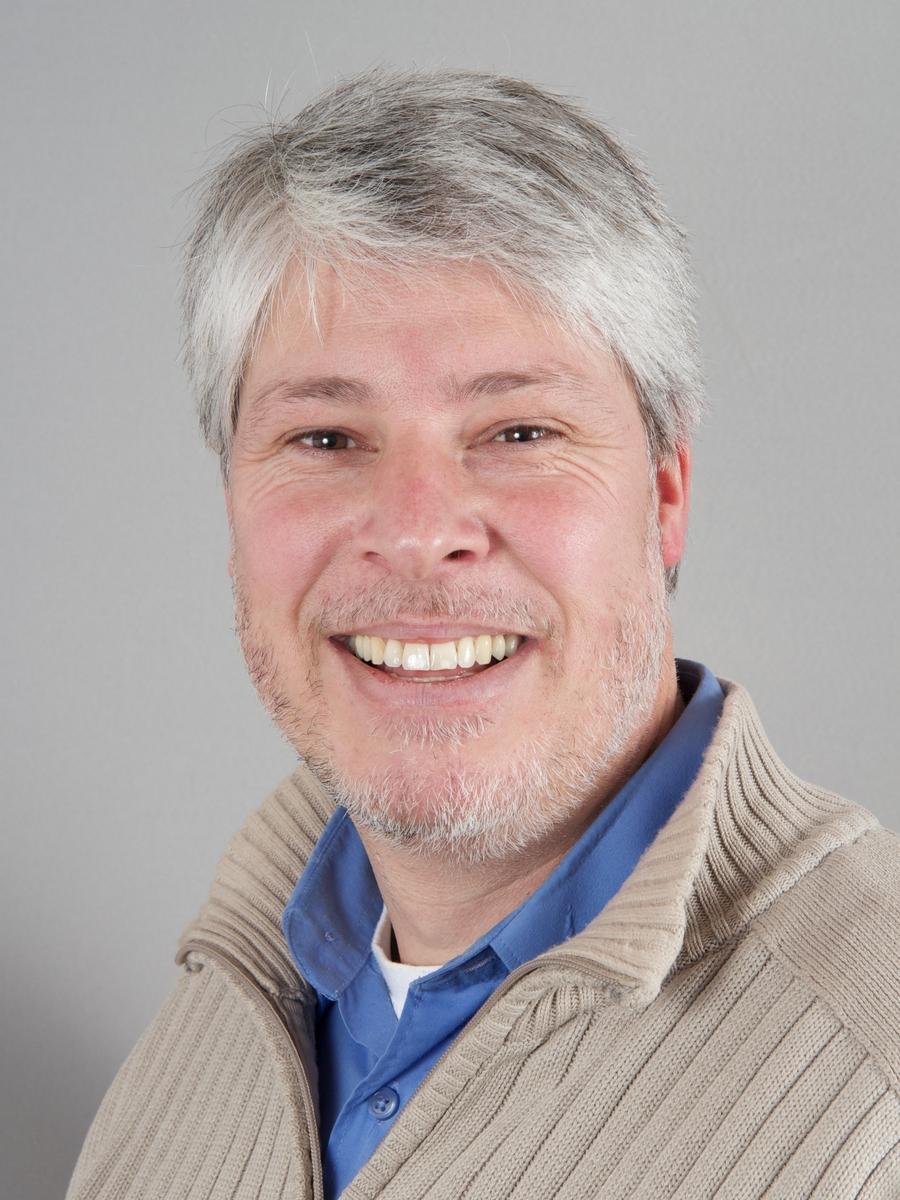 Gemeindereferent Andreas Schuh