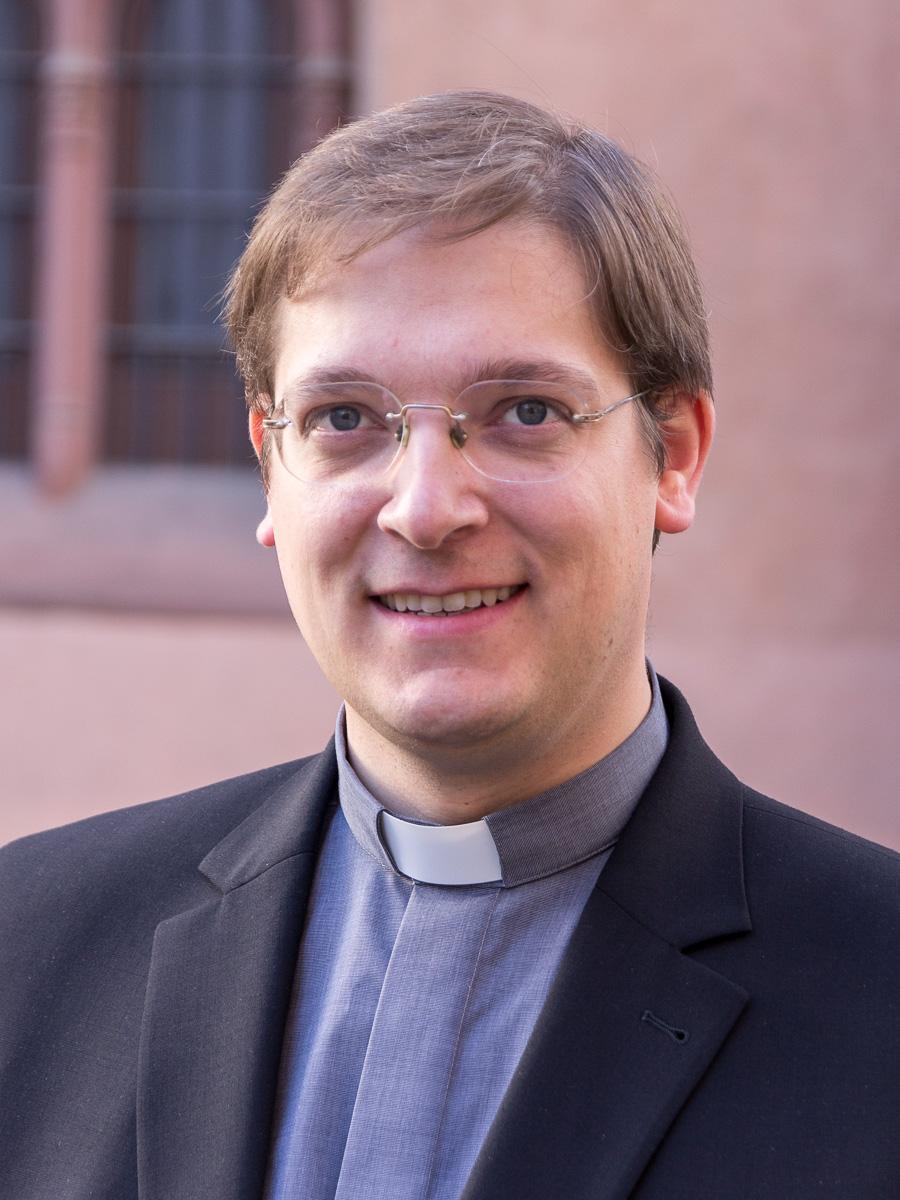 Pfarrer Klaus Nebel