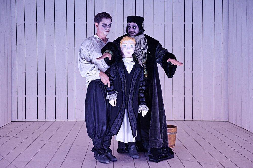 Fotos: Andreas Etter / Staatstheater Wiesbaden