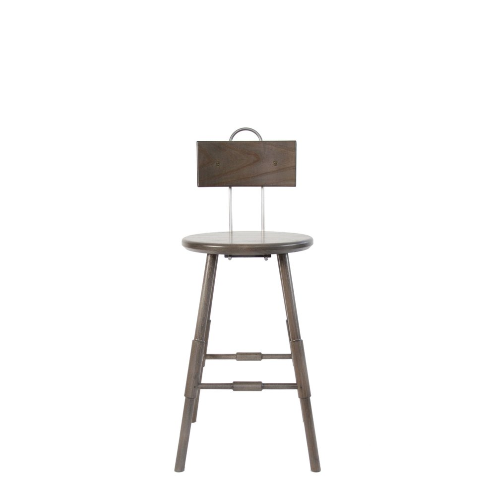 Atlantic Stool 24 Front View Grey.jpg
