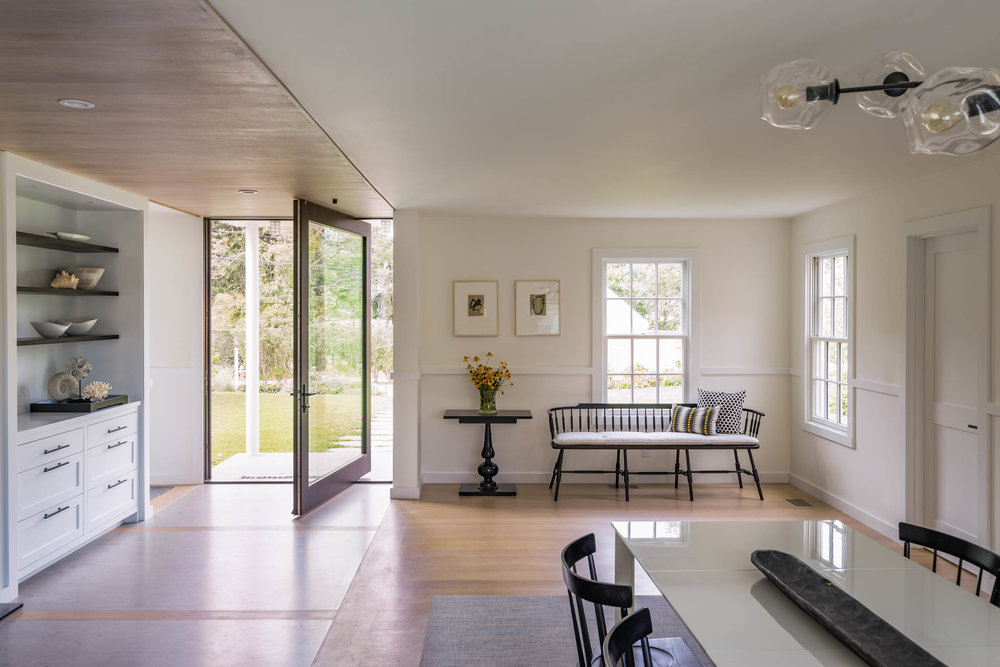 MARTHA'S VINEYARD INTERIOR DESIGN -  Peases Point