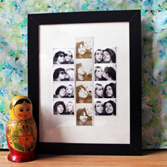 Framing Photobooth Photos