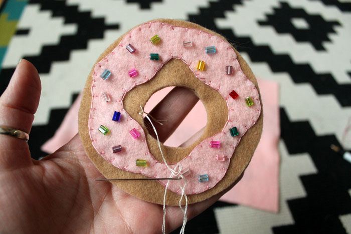 Felt Doughnut Ornament 11.jpg