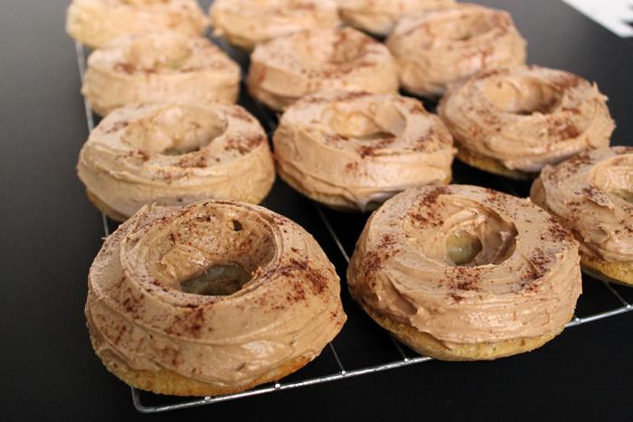 Nutmeg Donuts