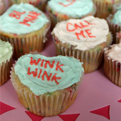 Conversation Hear Cupcakes