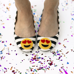 emoji shoes