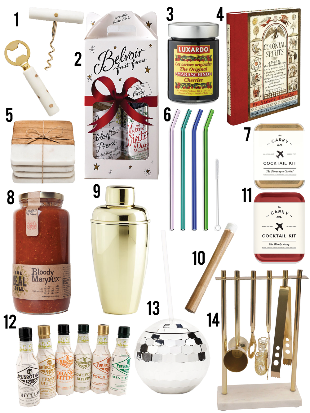 Booze Lover Gift Guide