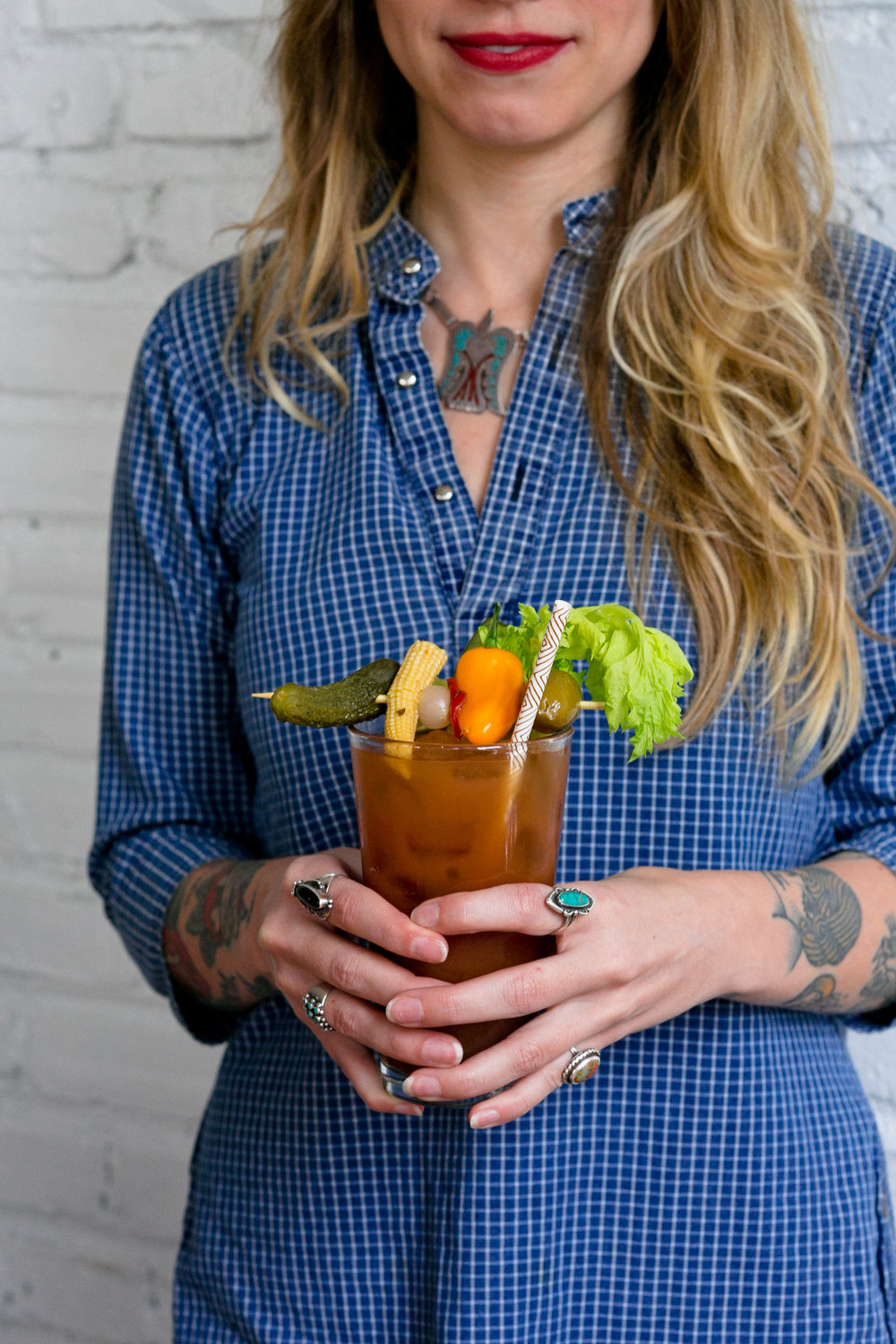 All about the Intense Bloody Marys! Get the recipe on Unusuallylovely.com