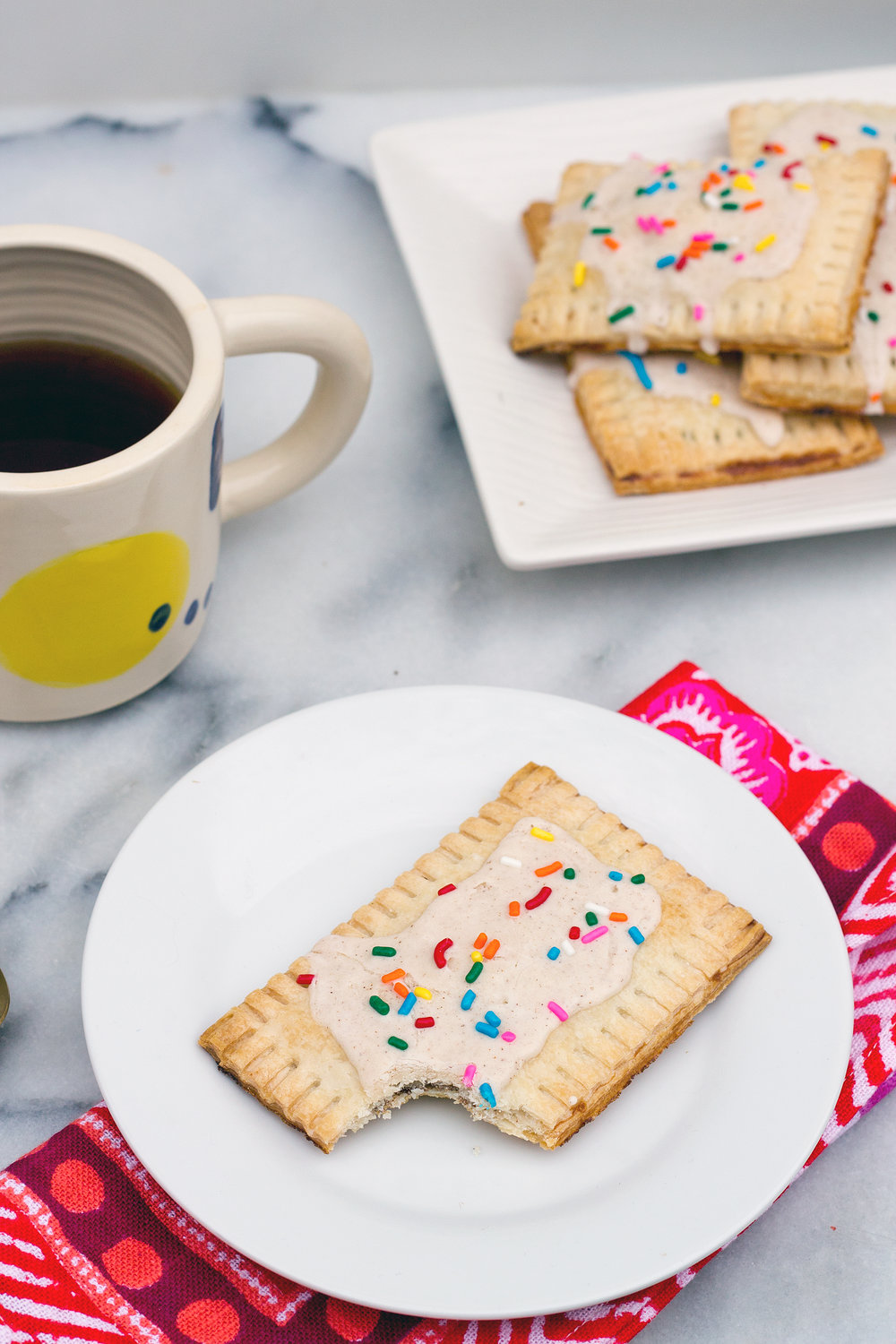 Recipe for Homemade Poptarts! UnusuallyLovely.com