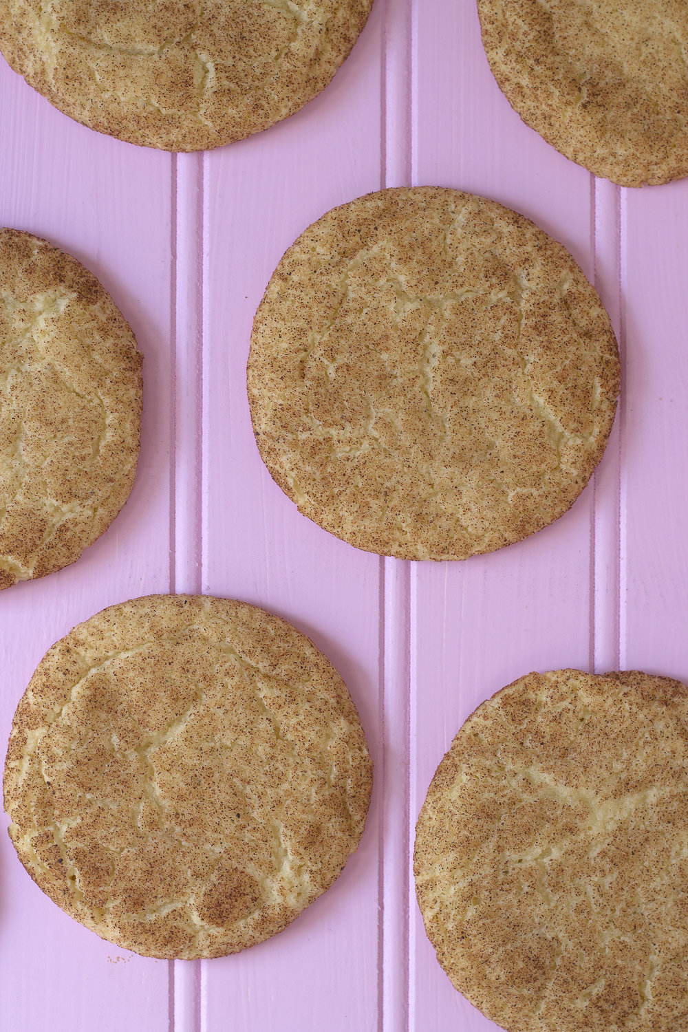 Chai Snickerdoodles by UnusuallyLovely.com