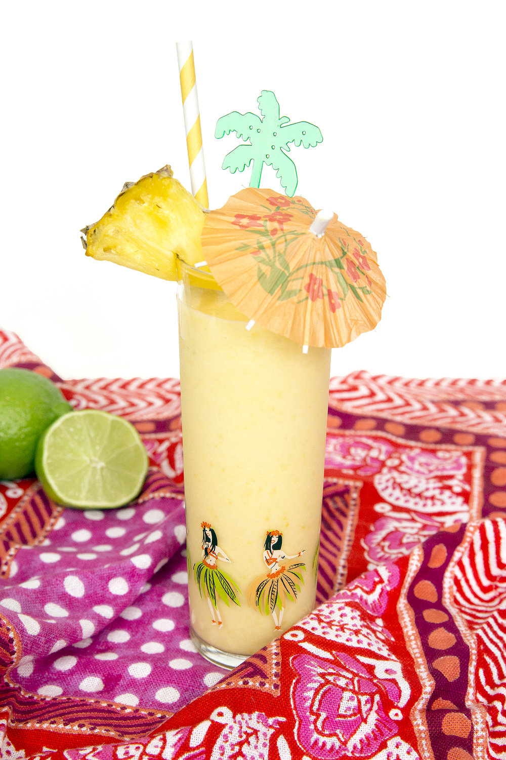 Mango Colada via the Unusually Lovely Blog