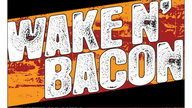 Wake up and smell the bacon.