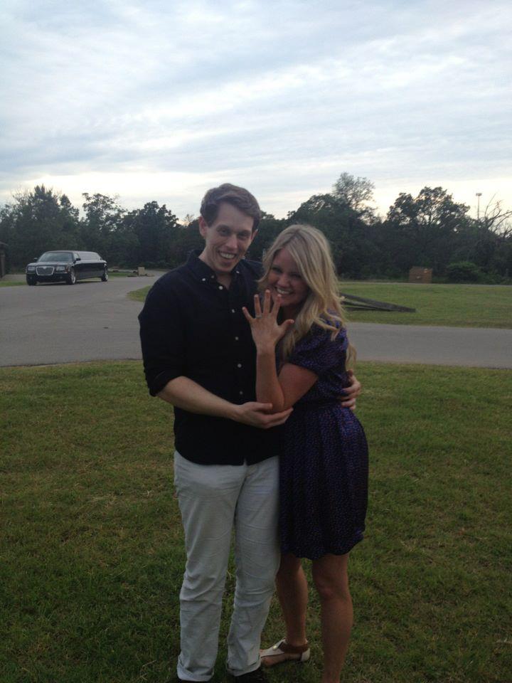 Cady & Jordan engagement
