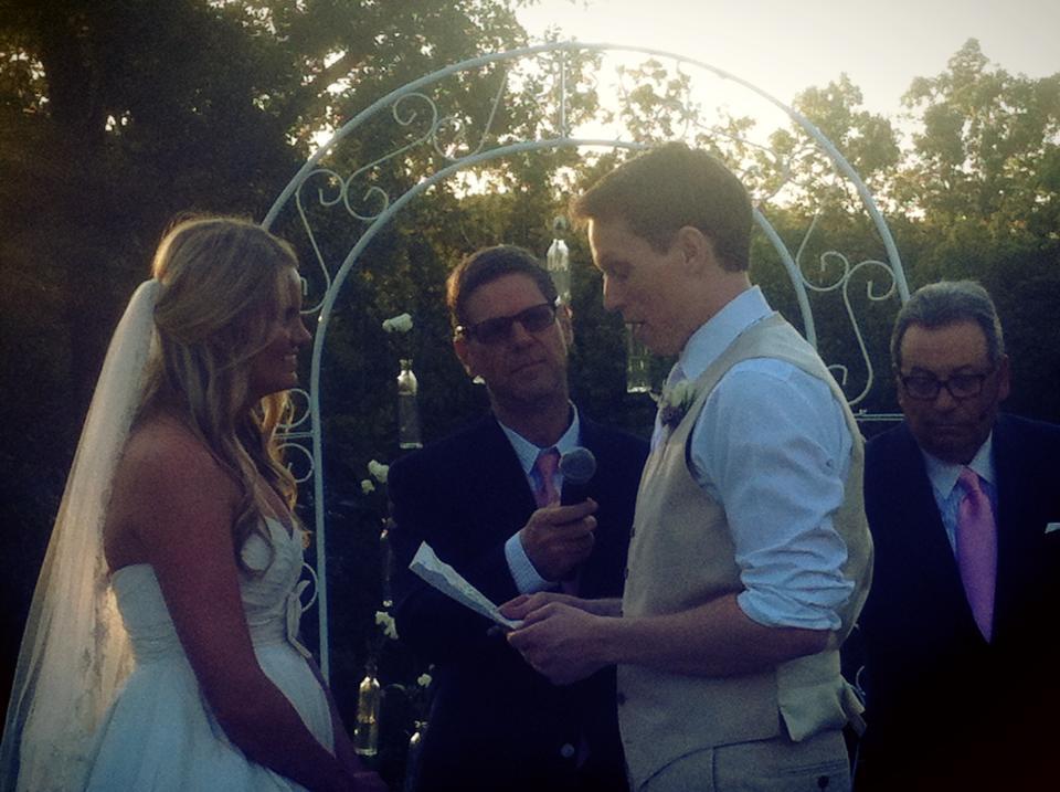 Cady & Jordan vows