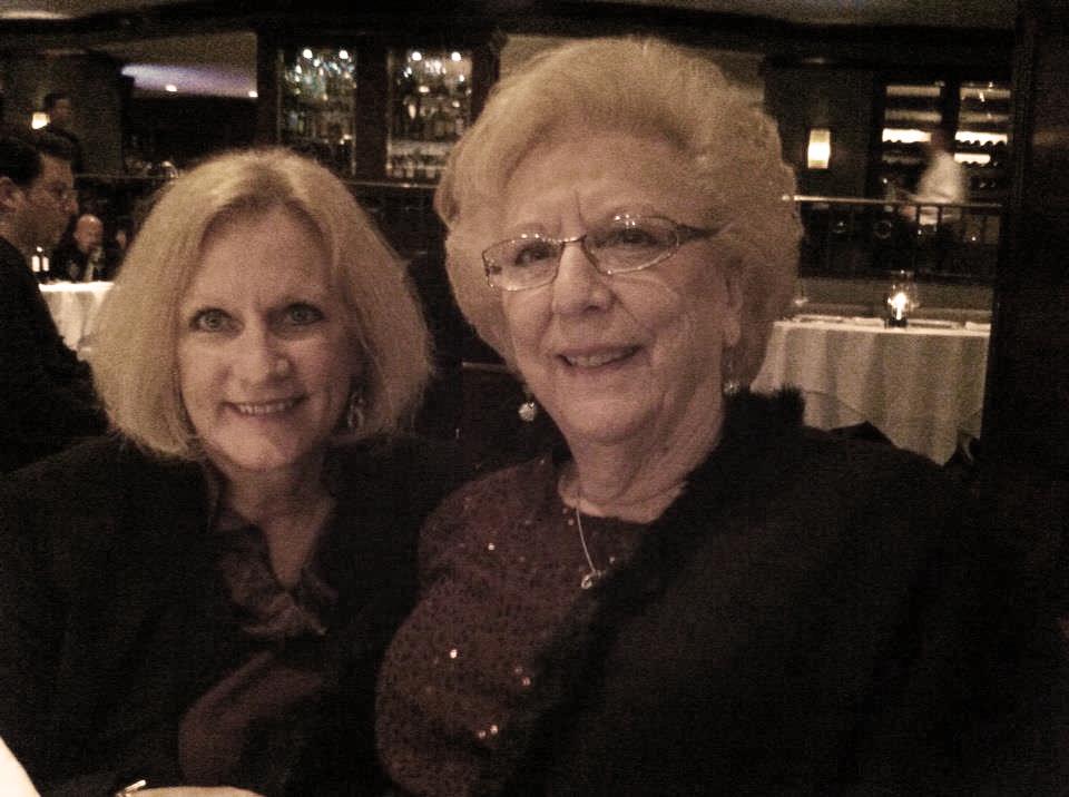 carol and mom