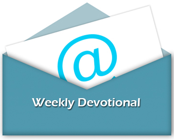 Sign up to receive Carol McLeod's weekly email devotional
