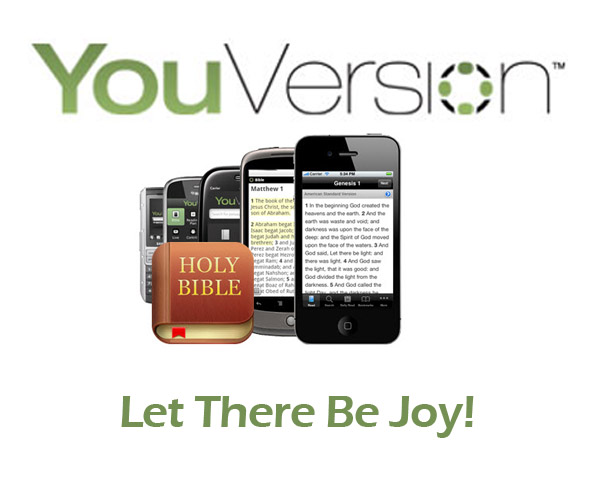 Follow the plan on YouVersion