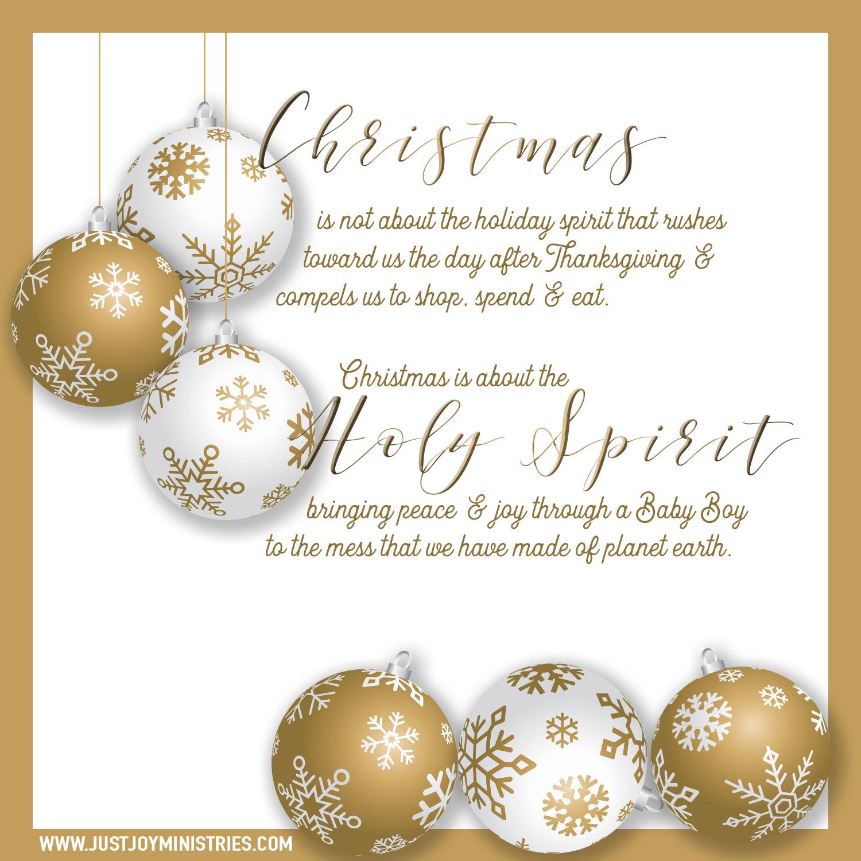 Blog (Archive) — Just Joy Ministries