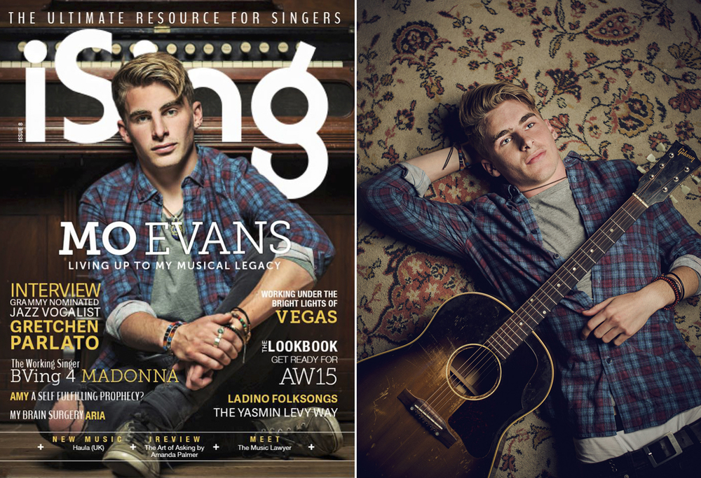 mo evans ising magazine dean street studios