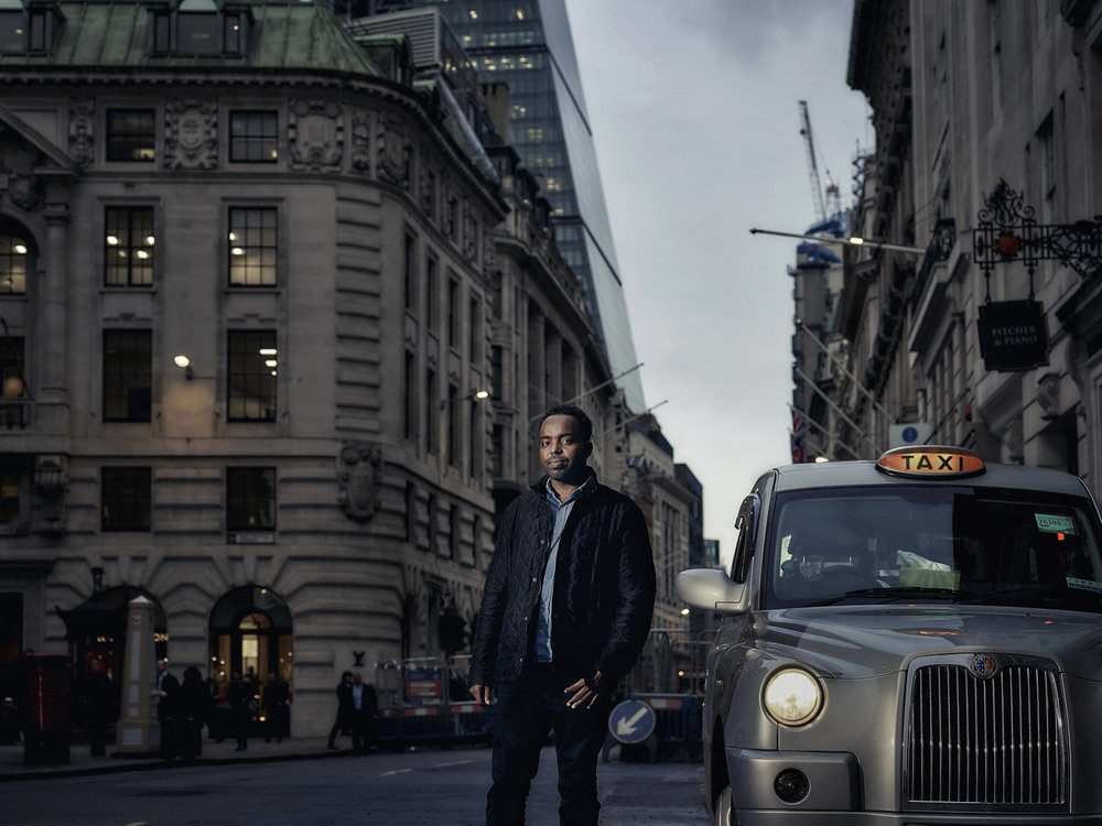 LONDON | Jamal