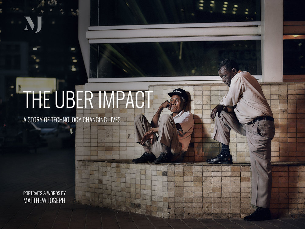 The Uber Impact by Matthew Joseph