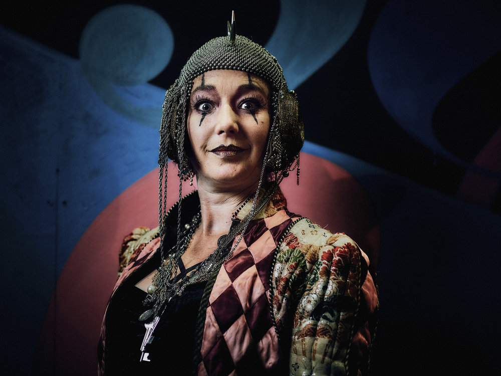 Christina - circus performer found in Lost Vaugeness