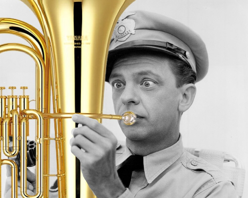 Good Cop, Bad Cop(Tuba or Euphonium and Piano) -