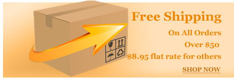 FreeShipping$50order