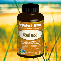Supports nervous system health. Eases stress.