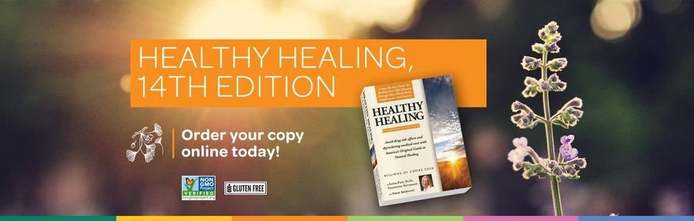 Healthy Healing Books
