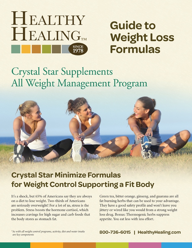 Crystal Star Weight Loss Brochure