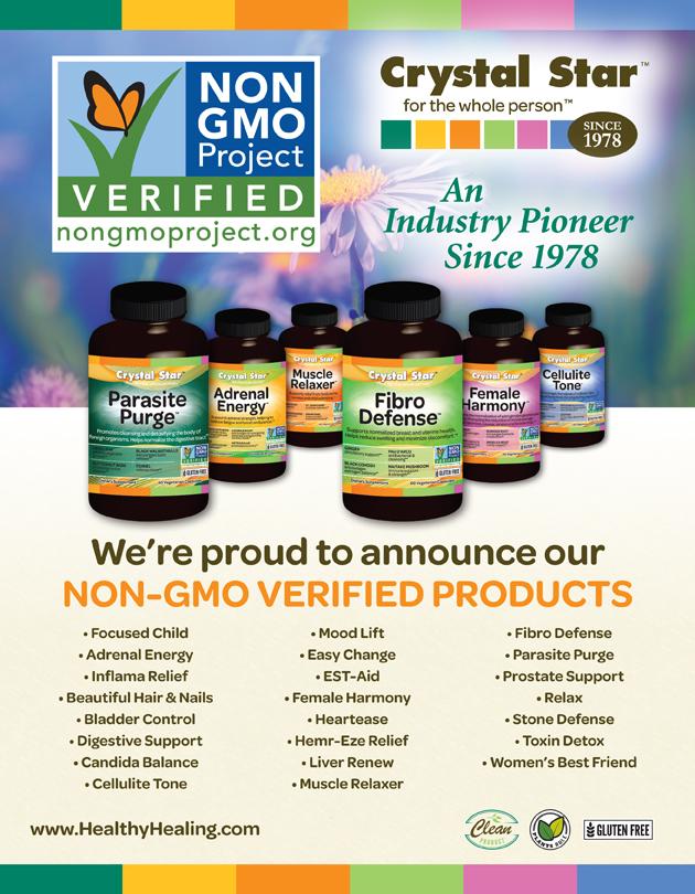 Crystal Star NON-GMO Flyer